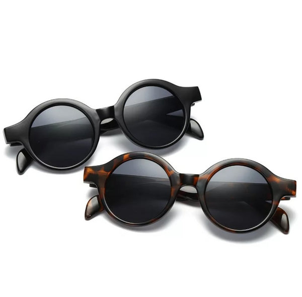 Kristen Round Sunnies - 2 colors