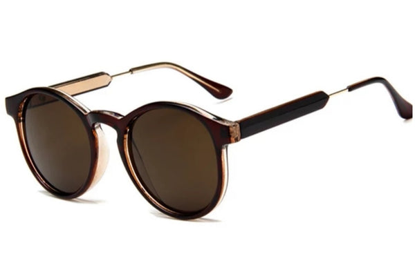 Nicole Round Sunnies - 4 colors