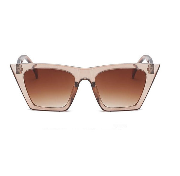 Cece Angular Cateye Sunnies - 4 colors