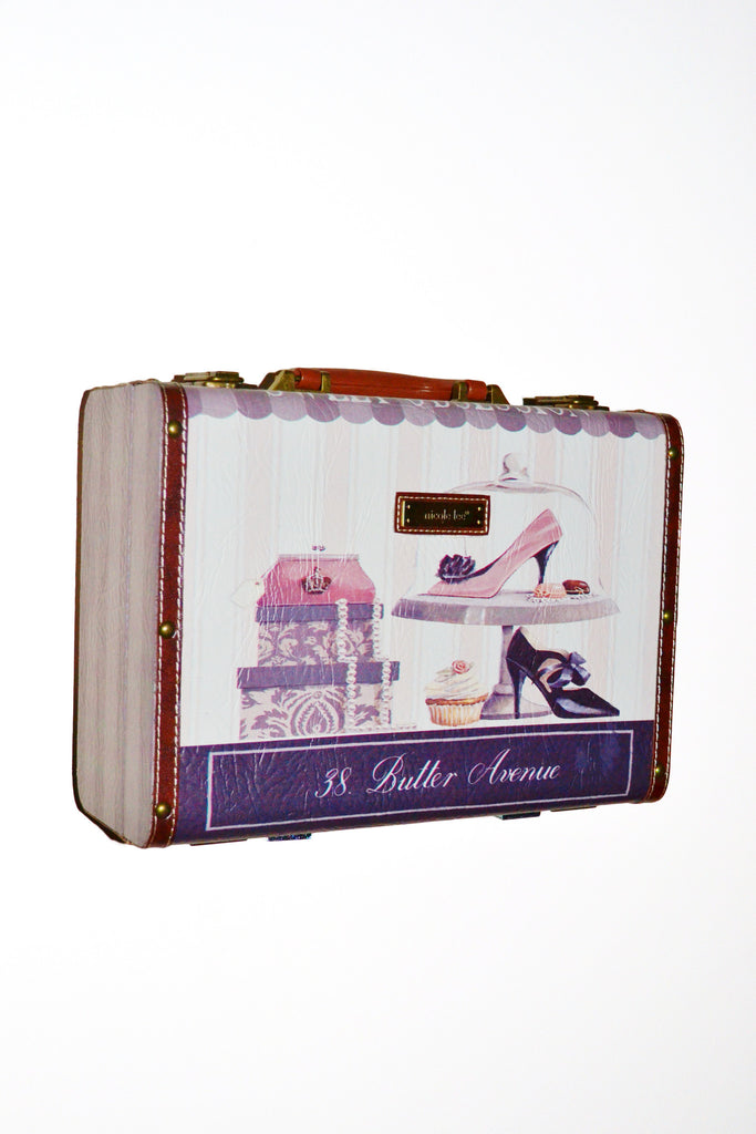 Sweet Obsession Suitcase