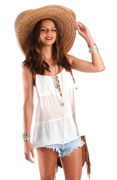 Coachella Dreams Top