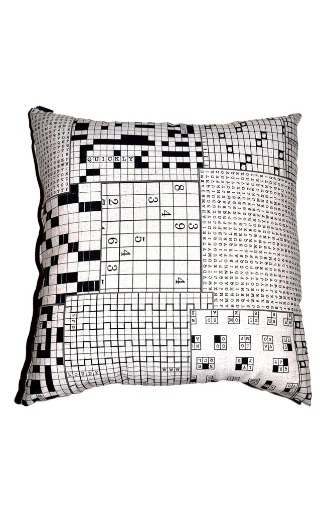 Crosswords Section