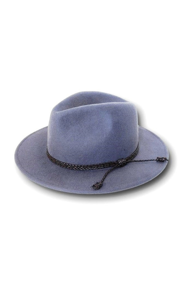 Alexa Wool Hat - Gray