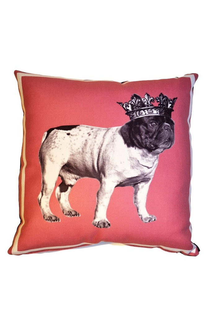 Le Bouledogue Royale - Rose