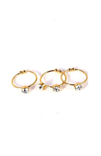 Starlet Ring Set
