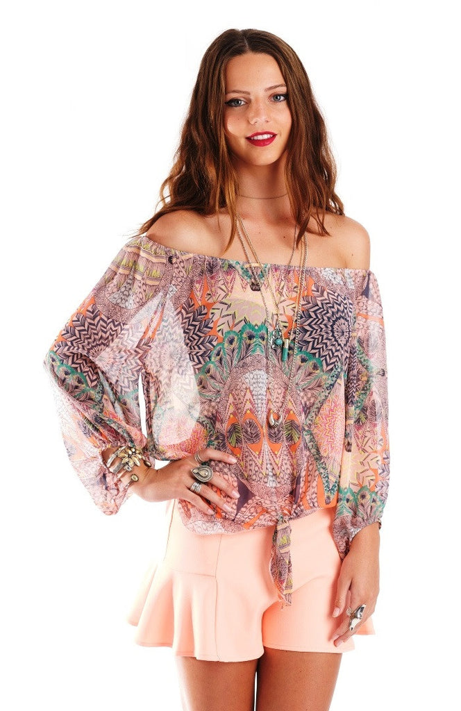Saint Tropez Blouse