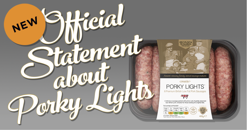 Latest Update On Porky Lights