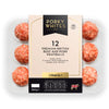 Beef and Pork Meatballs (multipack of 5)