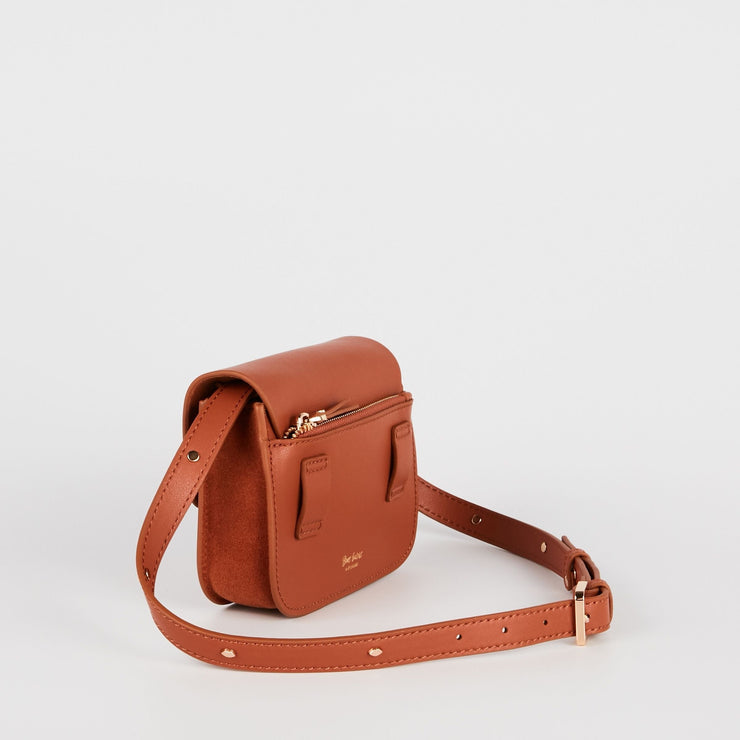 MAROQUINERIE - Sac Ceinture French Kiss Camel
