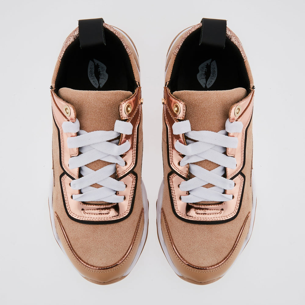 SNEAKERS CLAUDIE - Sneakers Claudie Beige