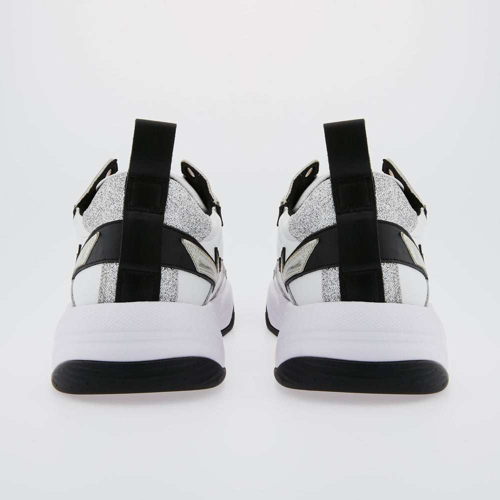 SNEAKERS CLAUDIE - Sneakers Claudie Blanc