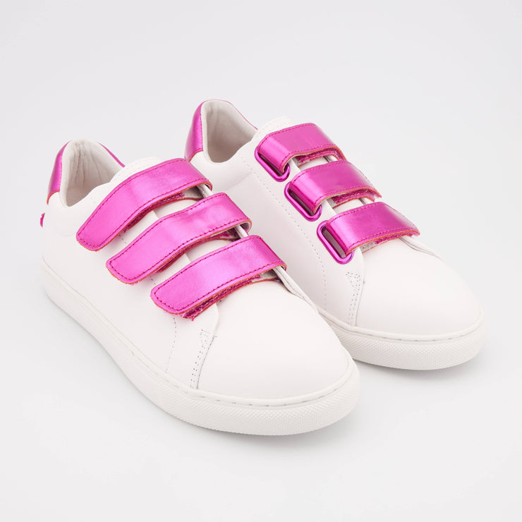 SNEAKERS EDITH - Edith Metallic-Rose