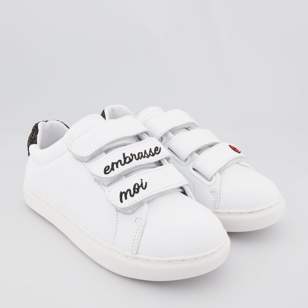 SNEAKERS EDITH - Sneakers Edith Embrasse Moi