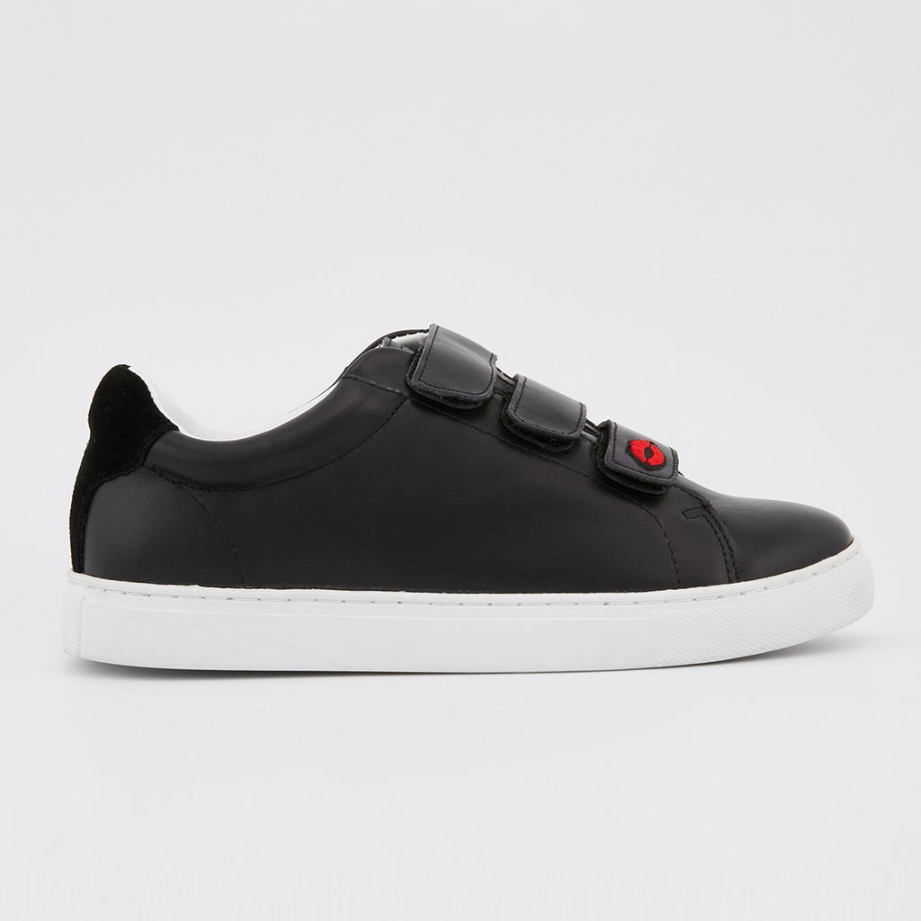 SNEAKERS EDITH - Sneakers Edith Legend Noir