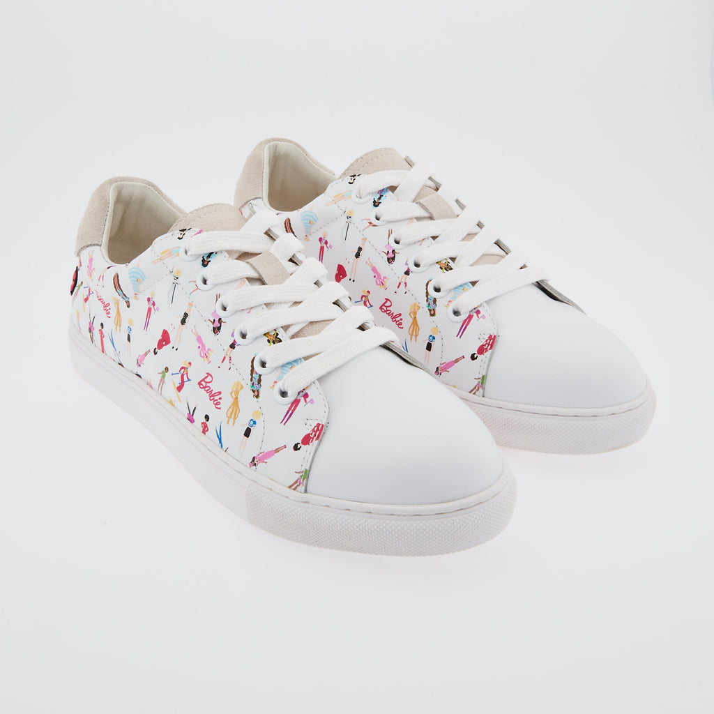 SNEAKERS SIMONE - Sneakers Simone Barbie Allover