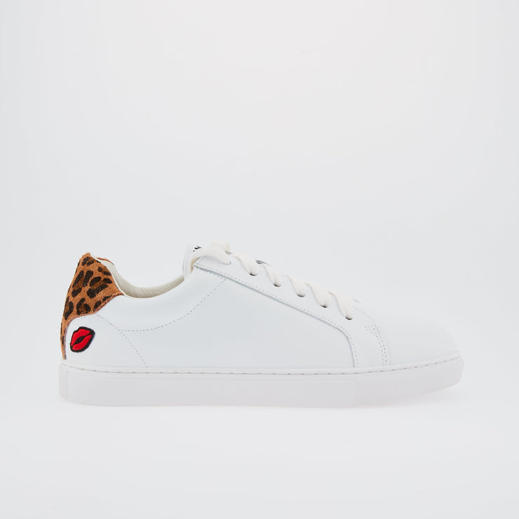 SNEAKERS SIMONE - Sneakers Simone Petit Amour Leopard