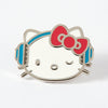 Hello Kitty DJ Enamel Pin