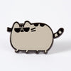Pusheen in Shades Enamel Pin