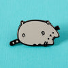 Pusheen Roll Enamel Pin