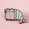 Mermaid Pusheen Enamel Pin