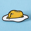 Gudetama Sleepy Enamel Pin