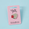 Body Posi Enamel Pin