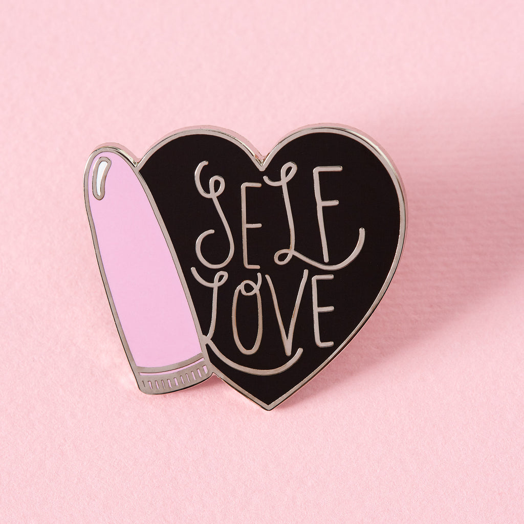 Self Love Enamel Pin
