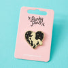 Unicorn Heart Enamel Pin
