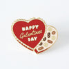 Happy Galentines Day Enamel Pin