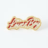 Lover Boy Enamel Pin