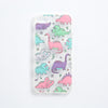 Kawaii Pastel Dinosaur Phone Case
