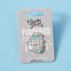 Soy Before Boys Enamel Pin