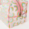 Pastel Rainbow Make Up Bag