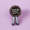 Sassy Bitch Enamel Pin