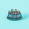 Always Hungry Enamel Pin