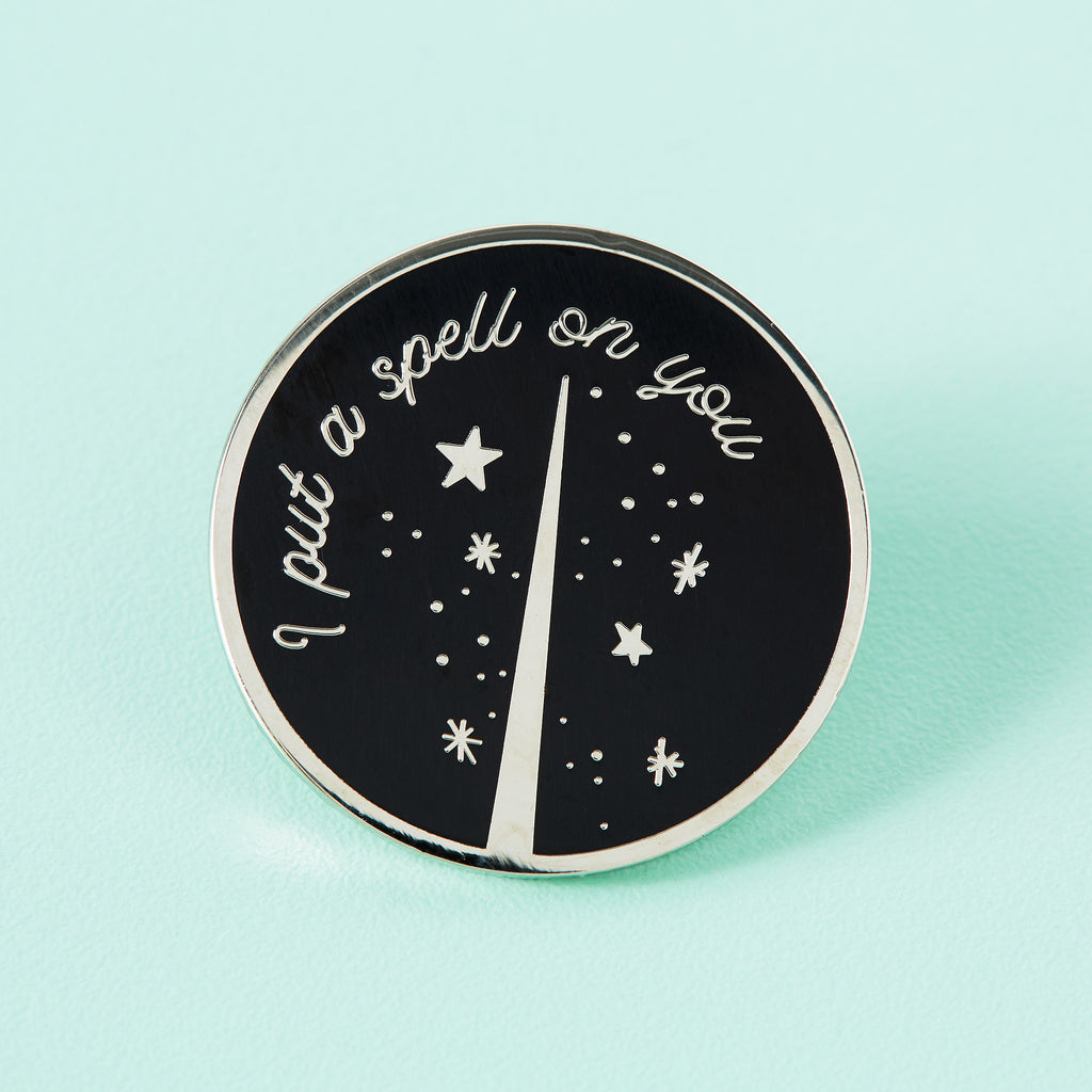 I Put a Spell on You Enamel Pin
