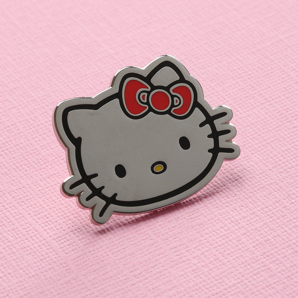 Classic Hello Kitty Enamel Pin