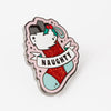 Punky Pins Naughty Stocking Enamel Pin
