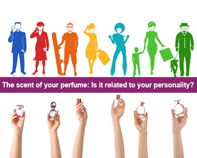 The scent of your perfume: Is it related to your personality?