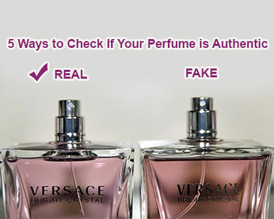 5 Ways to Check If Your Perfume is Authentic