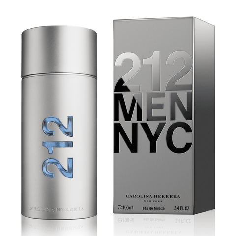 Carolina Herrera 212 Men 100ml - Perfume Philippines