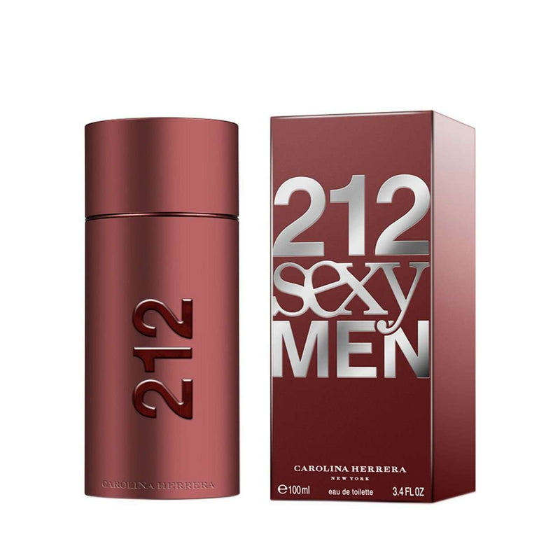 Carolina Herrera 212 Sexy Men 100ml - Perfume Philippines