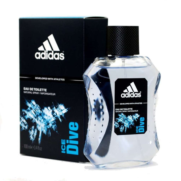 Adidas Ice Dive Men 100ml - Perfume Philippines