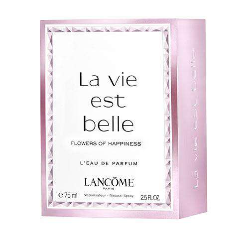 La Vie Est Belle Flowers of Happiness by Lancome 75ml - Perfume Philippines