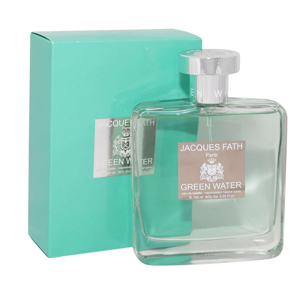 Jaqcques Fath Green Water 100ml - Perfume Philippines