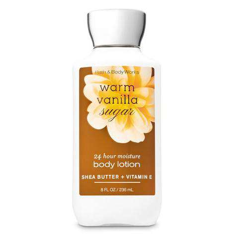 Bath & Body Works Warm Vanilla Sugar Body Lotion 236ml - Perfume Philippines