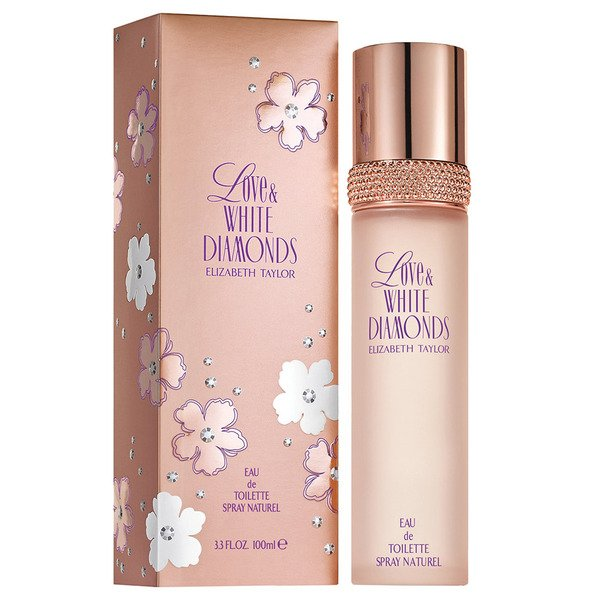 Elizabeth Taylor Love & White Diamond 100ml
