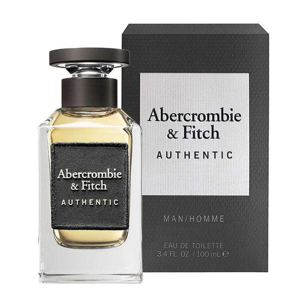 Abercrombie & Fitch Authentic for Man/Homme EDT 100ml - Perfume Philippines