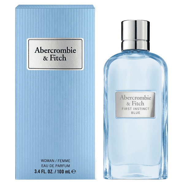 Abercrombie & Fitch First Instinct Blue for Woman 100ml - Perfume Philippines