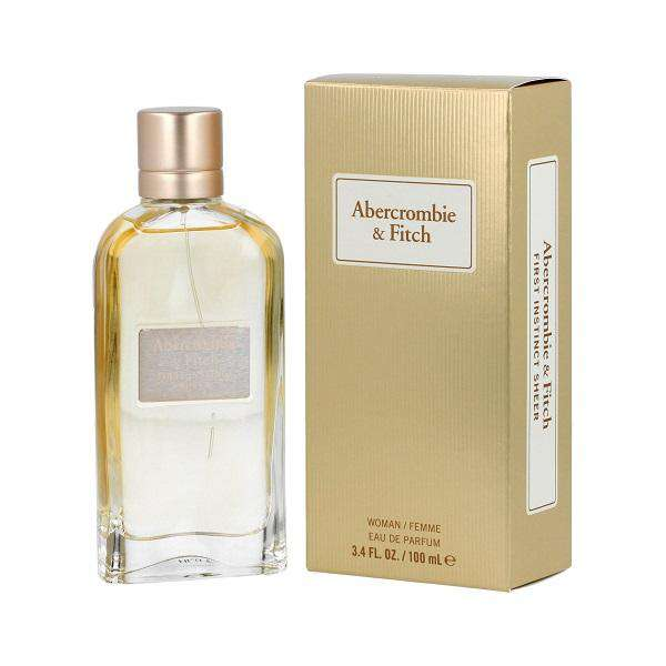 Abercrombie & Fitch First Instinct Sheer for Woman 100ml - Perfume Philippines